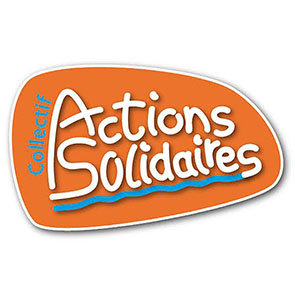 logo collectif actions solidaires
